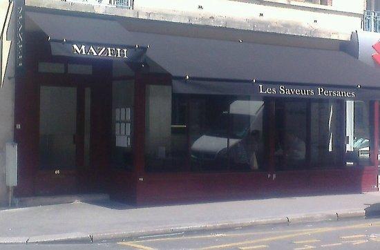 mazeh restaurant