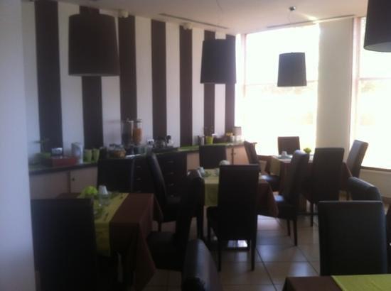 De Maria House B&B : Lunch room