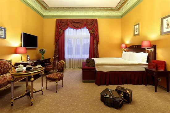 Gallery Park Hotel & Spa, a Chateaux & Hotels Collection: Gallery Deluxe room 303