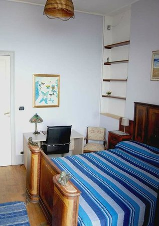 Bed & Breakfast Teocle : Camera doppia BlueSea vista mare
