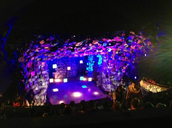 Matilda the Musical: The view from my seat