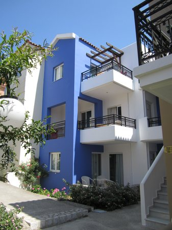 Iolida Village: apartments