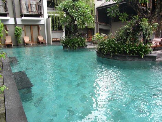 The Oasis Lagoon Sanur: en del af den store pool