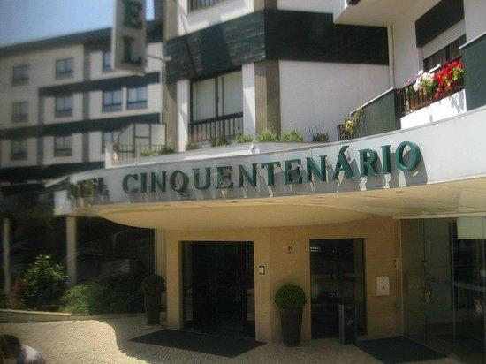 Cinquentenario Hotel: ingresso