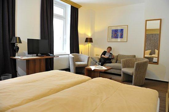 Classic Hotel: Room 108