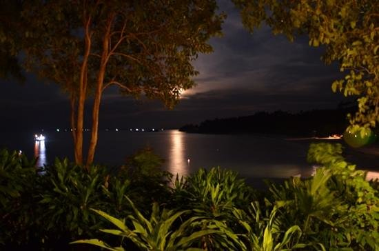 Club Med Bintan Island: The view from the Terrace Resturant.