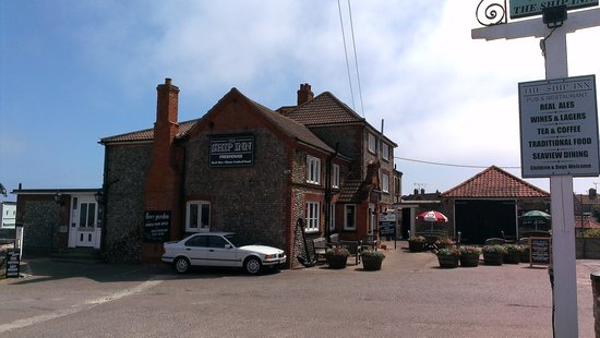 Mundesley, UK: The Ship Inn
