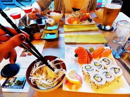 Sushi Kobe: Sushi Kobé_Nancy