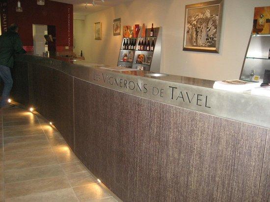 Villa Cassandra: Cave coopérative des vignerons de Tavel