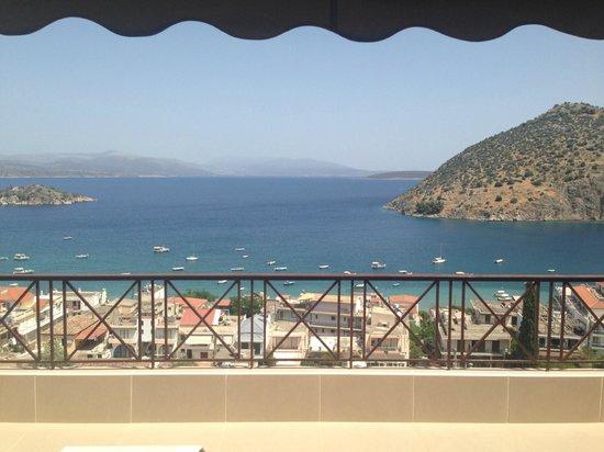 Hotel King Minos: Morning, Tolon!