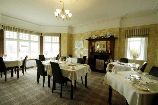 Fairhaven Country Guest House: Our dining room
