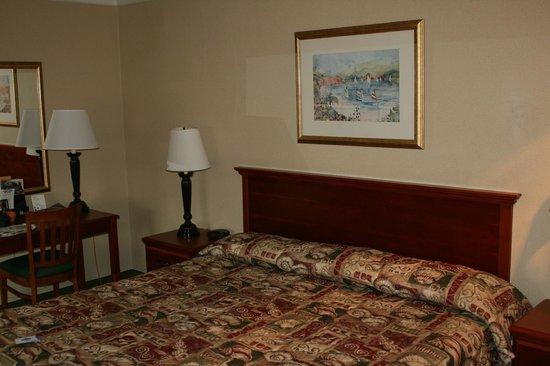 Travelodge Santa Monica: Room
