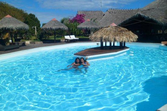 Antsanitia Resort: à la piscine