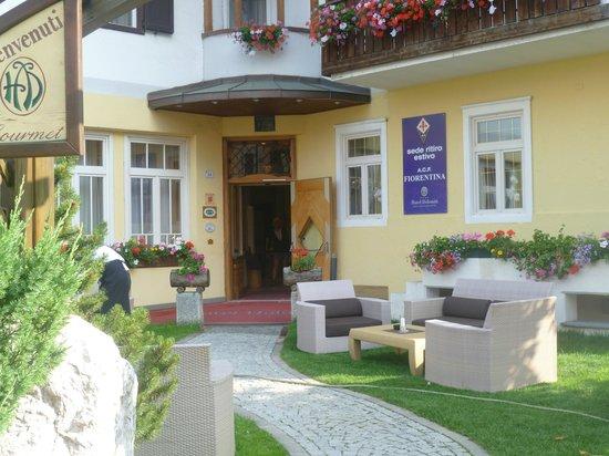 Hotel Dolomiti: Entrata