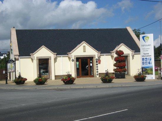 Buncrana Tourist Office : Main Entrance