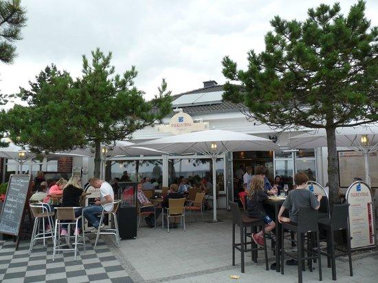 Falkenthal Seefood-Bar: Falkenthal Außenansicht im Juli 2013