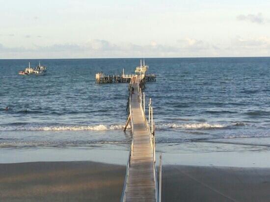Pirangi do Norte beach: praia