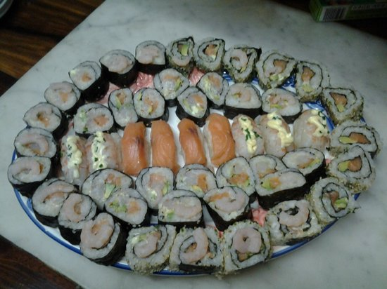 Roosfontein Bed and Breakfast : Home made Shusi