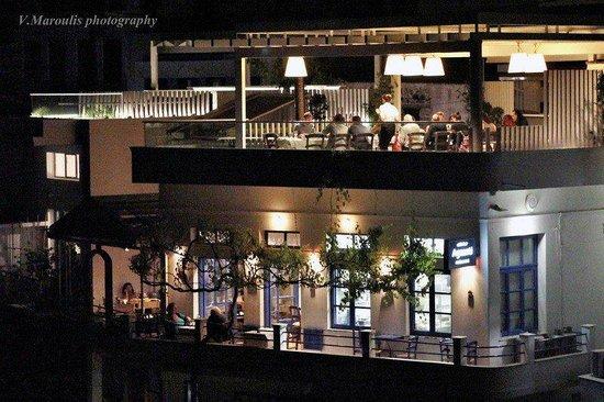 Agnanti Restaurant: Agnanti by  Night
