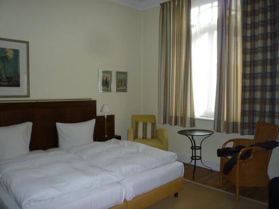 Hotel Restaurant Hinterding: Bedroom at Hotel Hinterding
