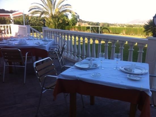 Restaurante Maribel: vista