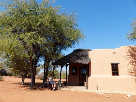 Eningu Clayhouse Lodge : chalet 2