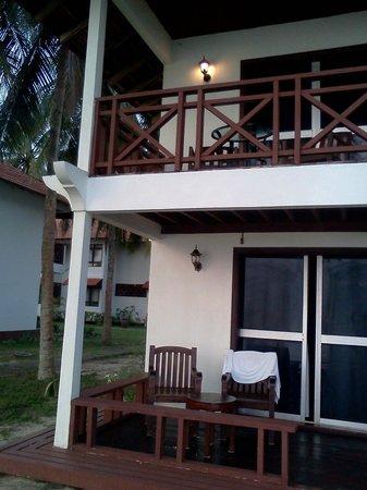 Sutra Beach Resort Terengganu: 2 storeys seaview rooms