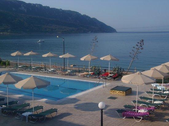 Hotel Costas Golden Beach: View from room