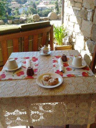 Le tre Querce di Casa Mia: colazione in amore