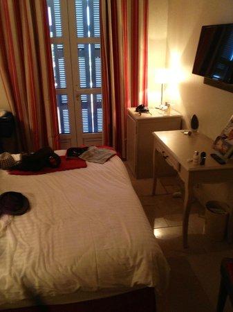 Hotel La Perouse: Garden Room
