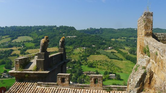 B&B Ripa Medici Rooms with a View: View
