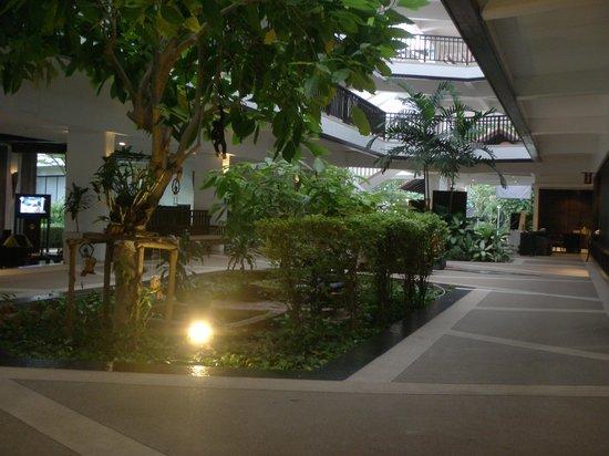 Aonang Villa Resort: Lobby Area
