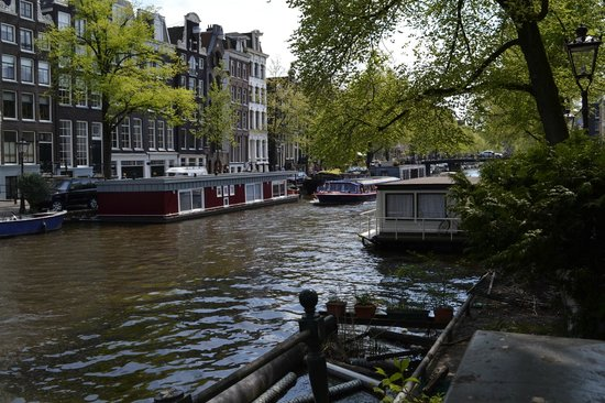 Everyday Walking Tours: The famous canals: for a lot of people THE reason to come to Amsterdam.