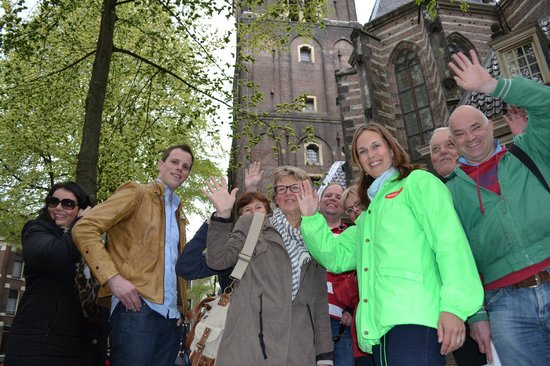 Everyday Walking Tours : People enjoying our Old City Walk!