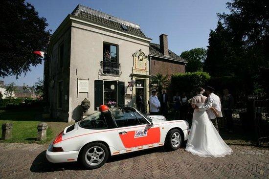 Logement Swaenenvecht: Prachtige trouwlocatie