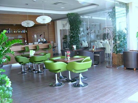 Ponteo Activity Park Rusovce: restaurant