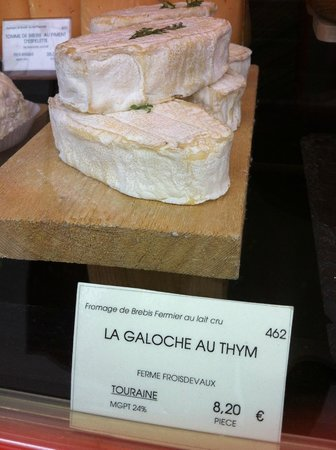 Fromagerie Laurent Dubois: Goat Cheese