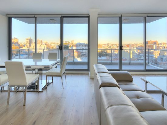 Open plan penthouse layout picture of zara tower hotel luxury