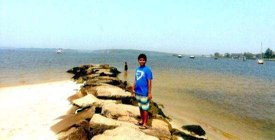 Napatree Point: Jetty