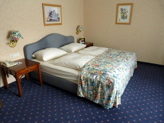 Hotel Clostermanns Hof: A good bed