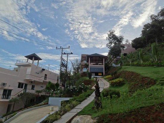 The View Rawada Resort & Spa : Hotel