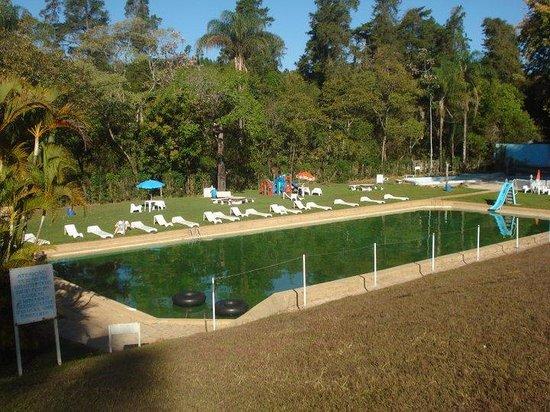 São Sebastião do Paraíso, MG: Piscina com água Sub Temal