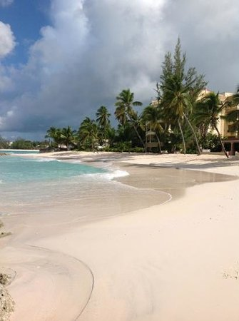 Ocean Two Resort & Residences: Gorgeous beach