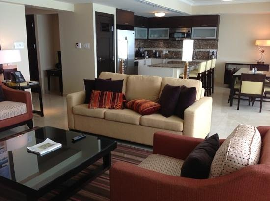 Ocean Two Resort & Residences: Our suite - Rm LPH5
