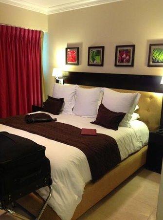 Ocean Two Resort & Residences : Bedroom