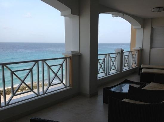 Ocean Two Resort & Residences: Balcony view