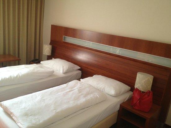 Austria Trend Hotel Europa Graz: Zimmer
