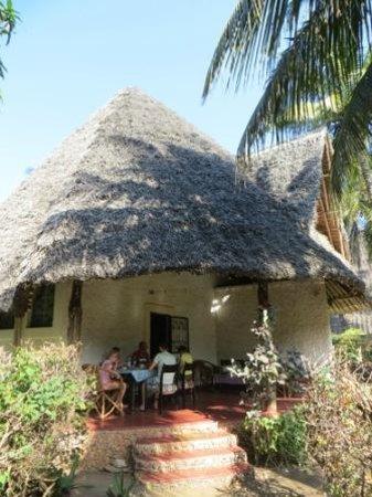 Les Datchi cottages: Main Cottage