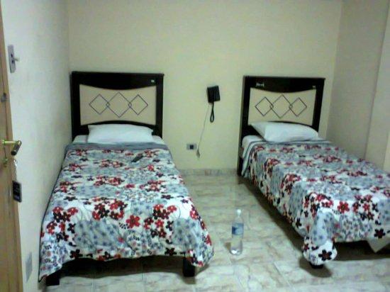 Hotel Jaguar : quarto simples