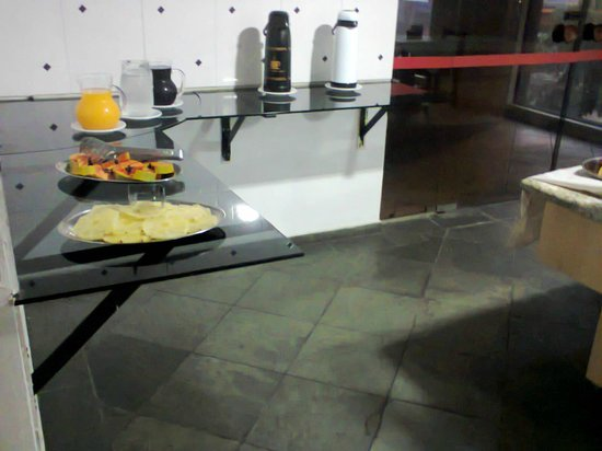 Hotel Jaguar : cafe da manha